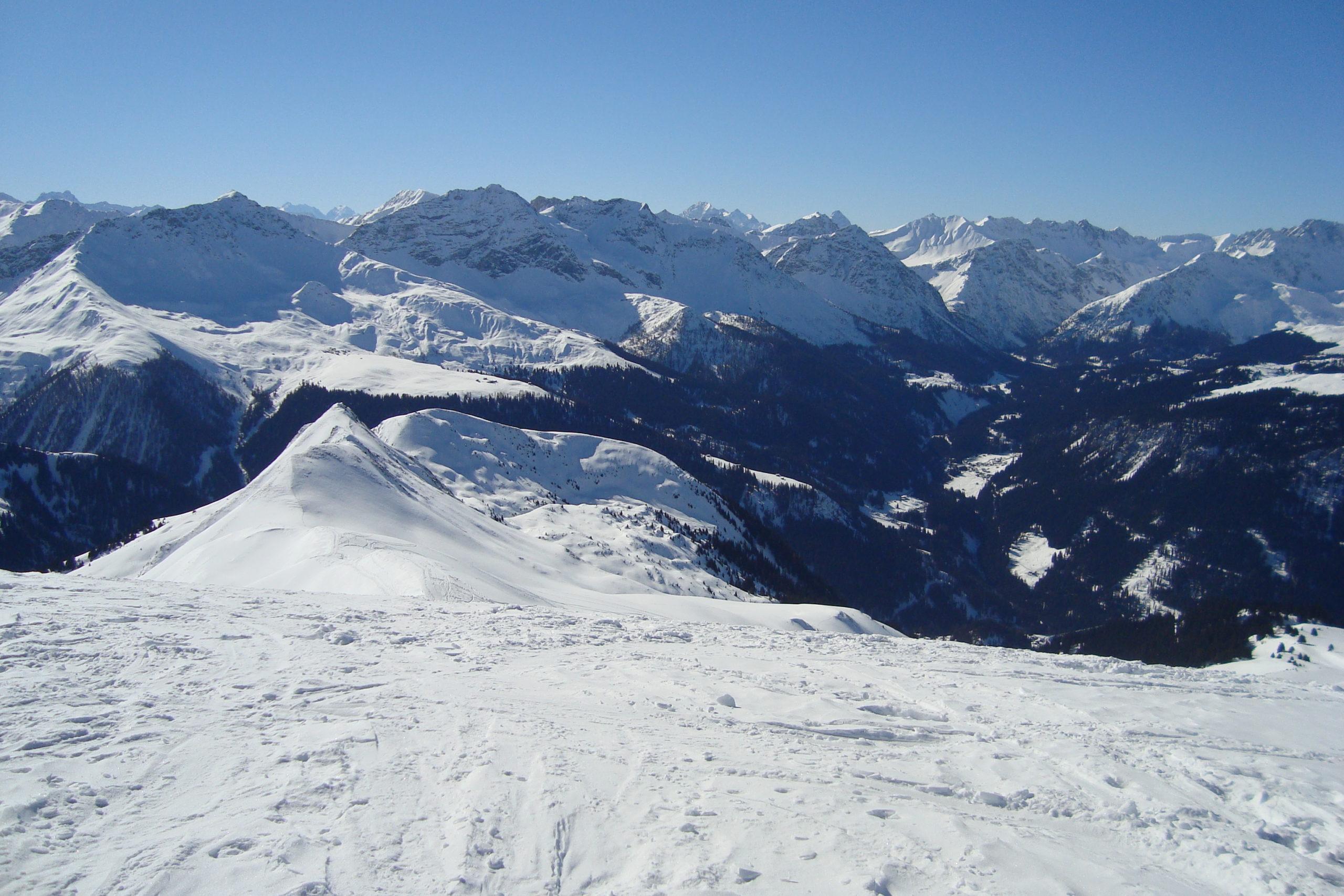 Panorama Mattjischhorn 1